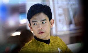 John Cho isn't sure that the 'whole' cast will return for Star Trek 4