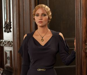 Blond Halle Berry as Jocasta Ayrs in Cloud Atlas