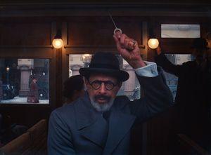 Jeff Goldblum as Deputy Kovacs - The Grand Budapest Hotel