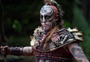 Hugh Grant unrecognizable as Kona Chief in Cloud Atlas
