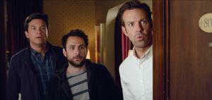 Trio impressed in Horrible Bosses 2