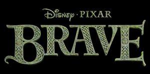 Disney Pixar Brave logo