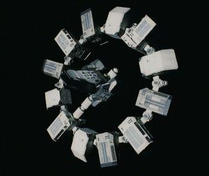 Interstellar Endurance space station