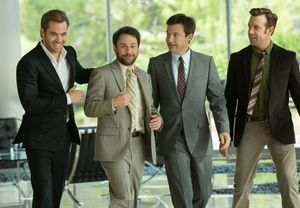 All wearing suits - Horrible Bosses 2