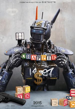 Chappie Poster - 2015