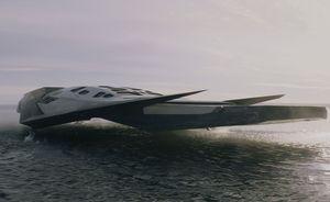 Interstellar Ranger ship 2