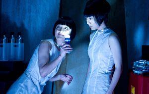 Xun Zhou and Doona Bae in Cloud Atlas