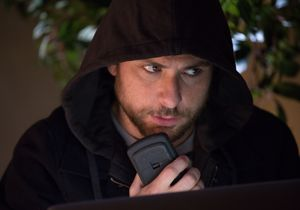 Charlie Day hoodie, doing shady business, Horrible Bosses 2