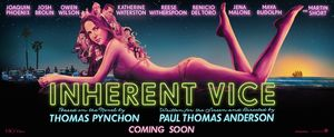 Inherent Vice International Poster