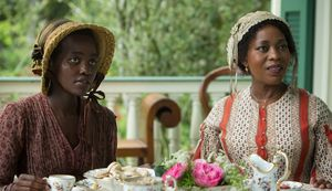 Having tea in 12 Years A Slave
