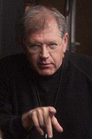 Director Robert Zemeckis