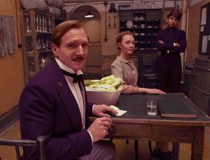 Gustave, Agatha and Zero