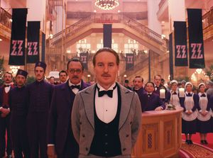 Owen Wilson as M. Chuck and the ZZ in The Grand Budapest Hot