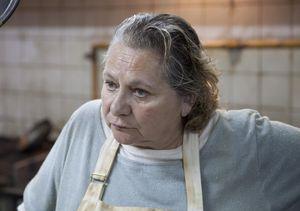 Rita Cortese in the Argentine film Relatos Salvajes