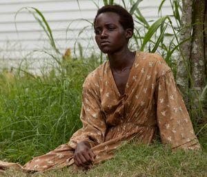 Lupita Nyong'o as slave Patsey - 12 Years A Slave