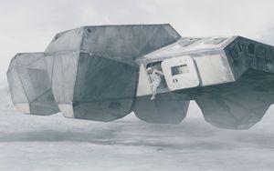 Interstellar landing craft