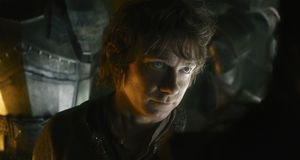 Bilbo Baggins close-up - The Battle of the Five Armies