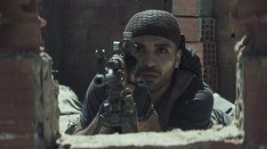 Navy S.E.A.L. in American Sniper