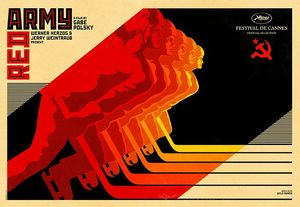 Red Army Cannes 2014 documentary poster