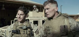 On the street in American Sniper