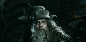 Sylvester McCoy as Radagast - The Battle of the Five Armies