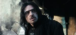 Unibrow guy in The Battle of the Five Armies