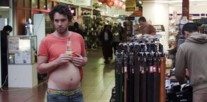 Damon Gameau - big belly - That Sugar Film