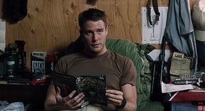 Jake McDorman as Navy S.E.A.L.