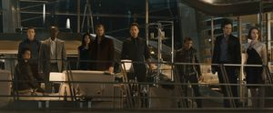 The Cast of the Avengers: Age of Ultron