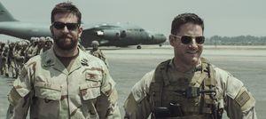 Plane scene - American Sniper