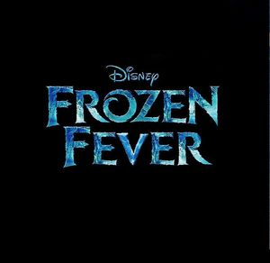 Official Logo for 'Frozen Fever'