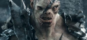 White-eyed Orc - The Battle of the Five Armies