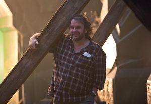 Behind the scenes: Peter Jackson directing The Hobbit: The B
