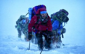 Jason Clarke in 2015 mountaineering drama Everest