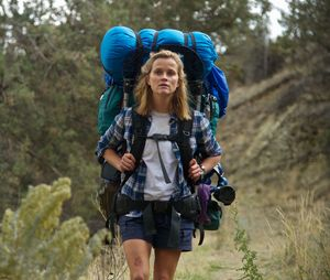 Reese Witherspoon hikes 1,100 miles with her huge backpack i