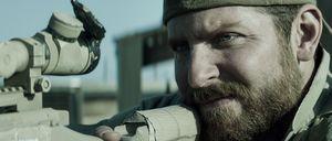 Bradley Cooper ready to take a shot in American Sniper