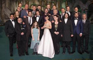 The Hobbit: The Battle of the Five Armies premiere cast and crew o