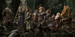 Dwarfs in The Hobbit: The Battle of the Five Armies
