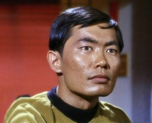George Takei as Sulu