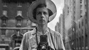 Recently discovered street photographer, Vivian Maier
