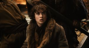 Bain in The Hobbit: The Battle of the Five Armies