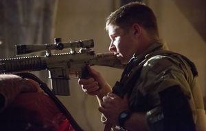 Another sniper in American Sniper
