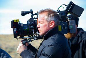 Jean-Marc Vallée filming Wild