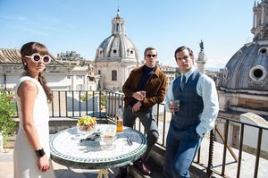 First Look: 'The Man From U.N.C.L.E.'