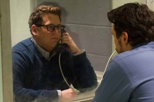 Jonah Hill visits James Franco in prison
