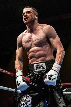 First Look at Jake Gyllenhaal in 'Southpaw'