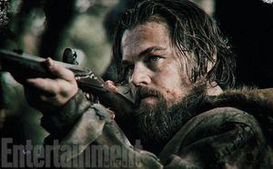Di Caprio, Gun in Hand