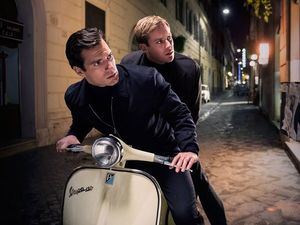 New still from Guy Ritchie's 'The Man from U.N.C.L.E.'