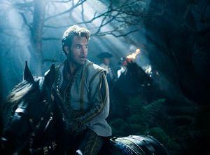 Chris Pine as Prince Charming