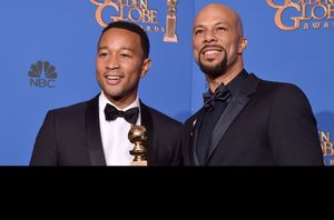Common and John Legend won Golden Globes for best original s